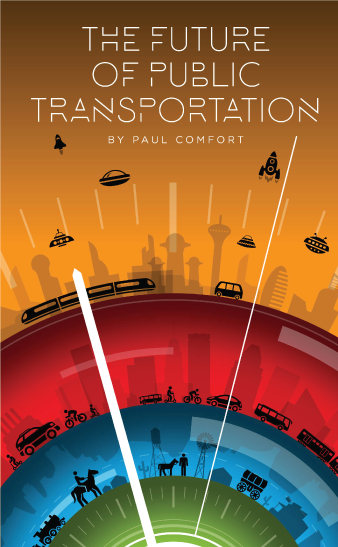 THe Future of Public Transportation book cover