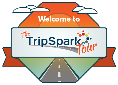 Welcome to the TripSpark Tour