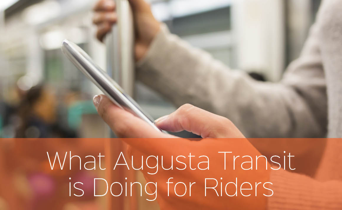 How Passenger Information Systems are Improving Augusta Transit's Service