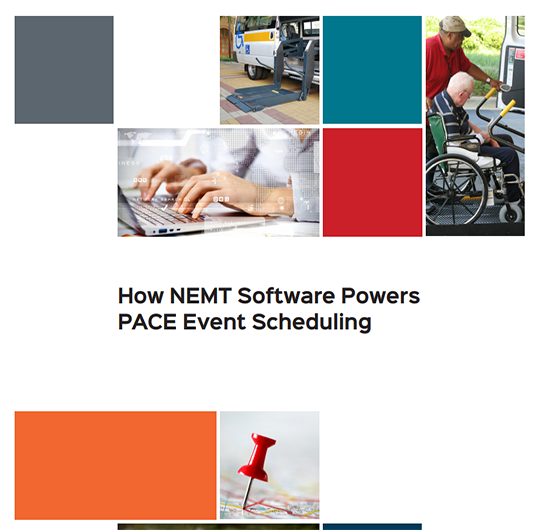 Better Event Scheduling for PACE and Senior Managed Care