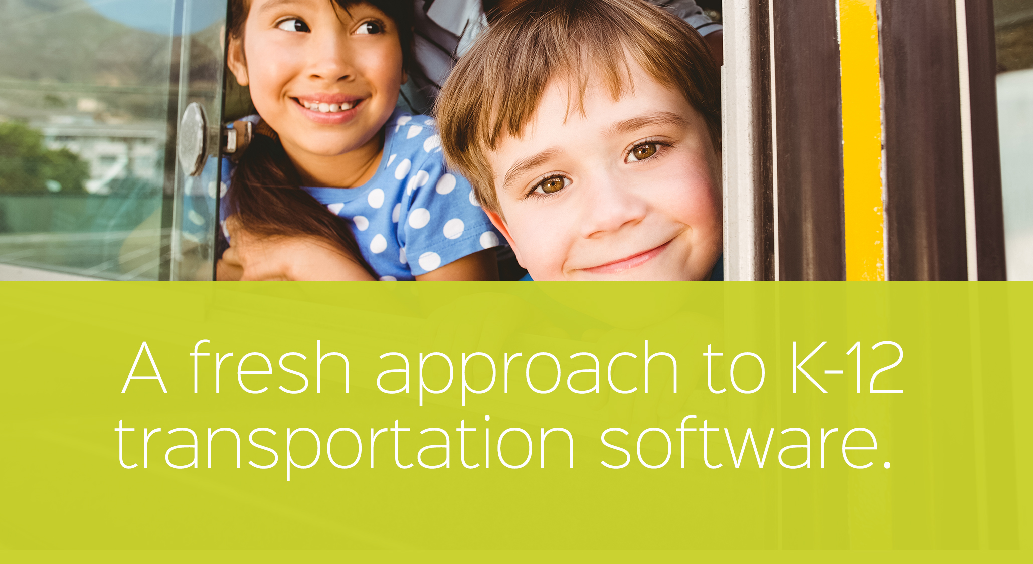 K-12 Transportation Software: A New Division of TripSpark
