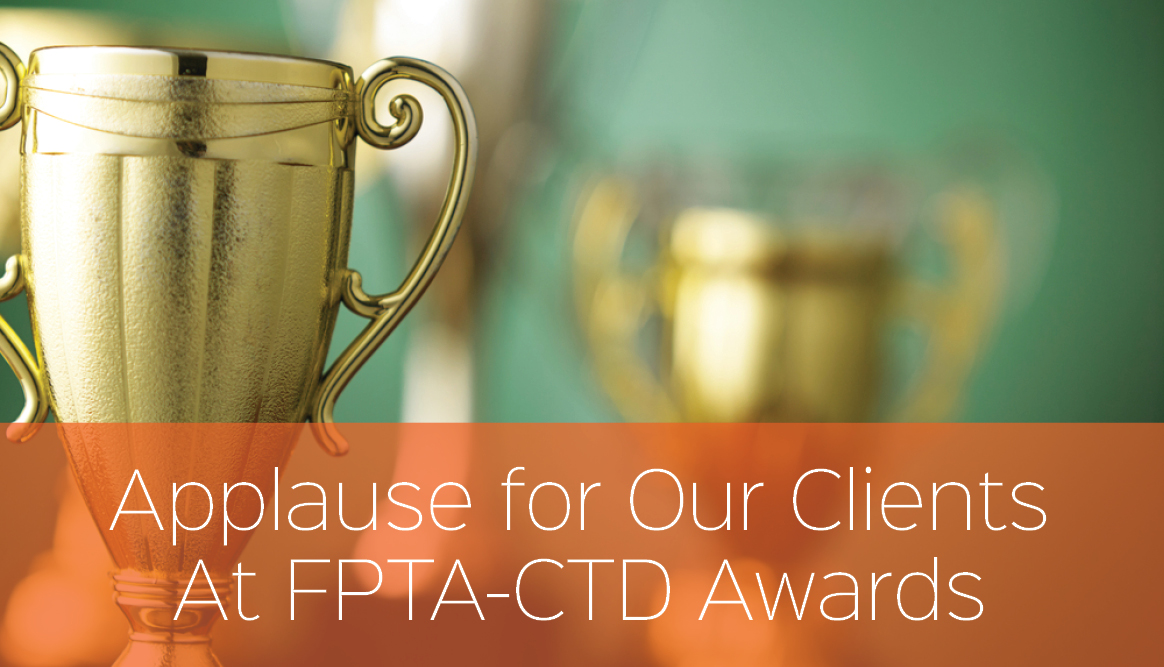 Congratulations to All the FPTA-CTD Award Recipients