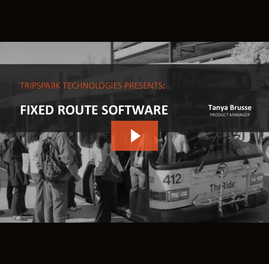 Fixed Route Industry Webinar Internal