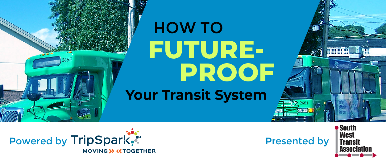 Learn industry insights on How to future-proof your transit system
