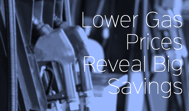 Fixed Rate Gas Purchasing can Provide Huge Savings