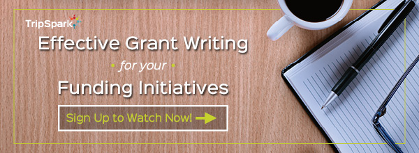 Sign up to learn more about grant writing!