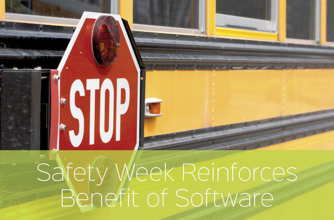 K-12 Transportation Software Celebrates Bus Safety Week