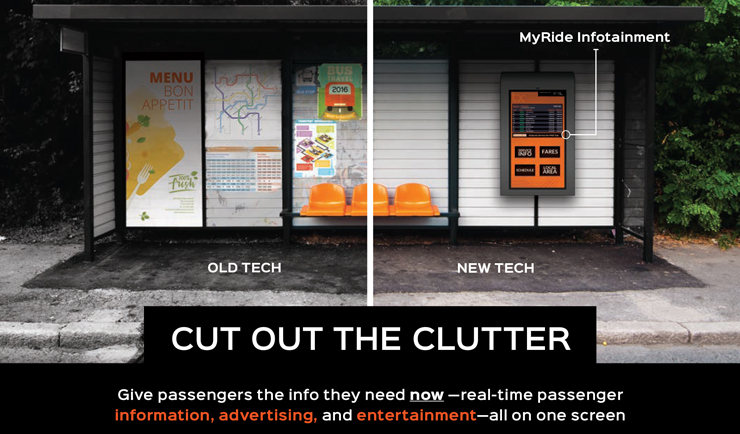 "MyRide Infotainment Helps Rock Hill Transit Go ""High Tech"""