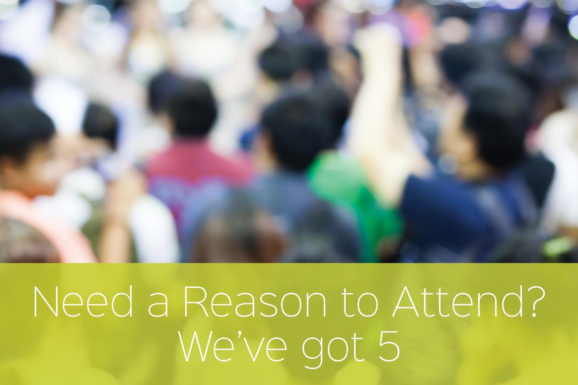 5 Reasons to Visit Us at the NAPT