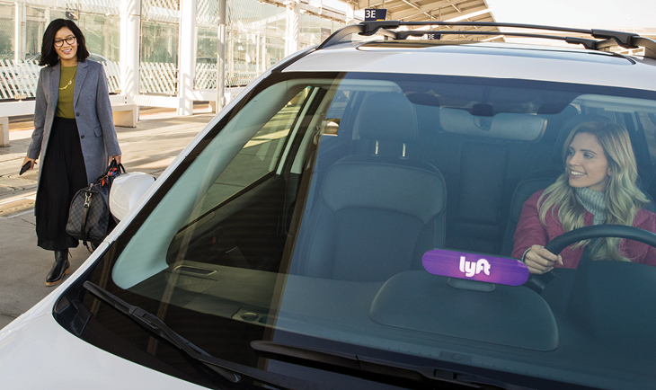 Lyft Intregration for NEMT & Paratransit is Here!