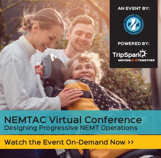 Designing Progressive NEMT Systems | NEMTAC & TripSpark