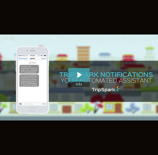 Reduce No-Shows and Improve Service with Notifications for NEMT