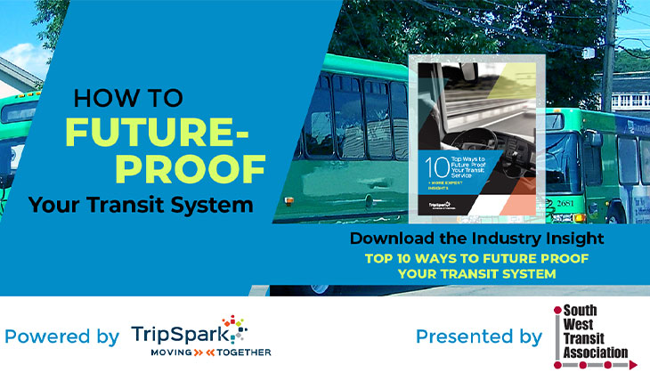Future-Proofing Your Transit System — TripSpark's Exclusive Partnership With SWTA