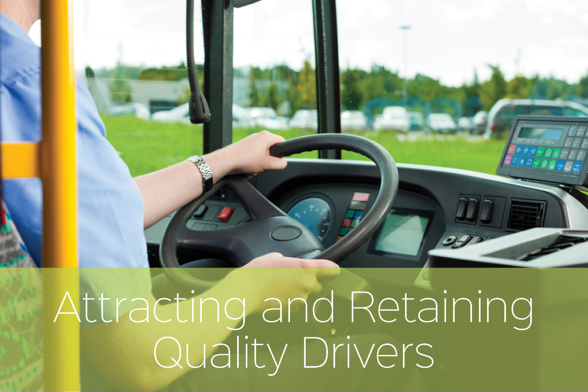 Improve Driver Retention Rates with K-12 Transportation Software