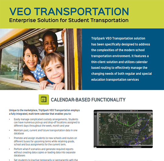 See Why K-12 Transportation Software is Right for Your Operation
