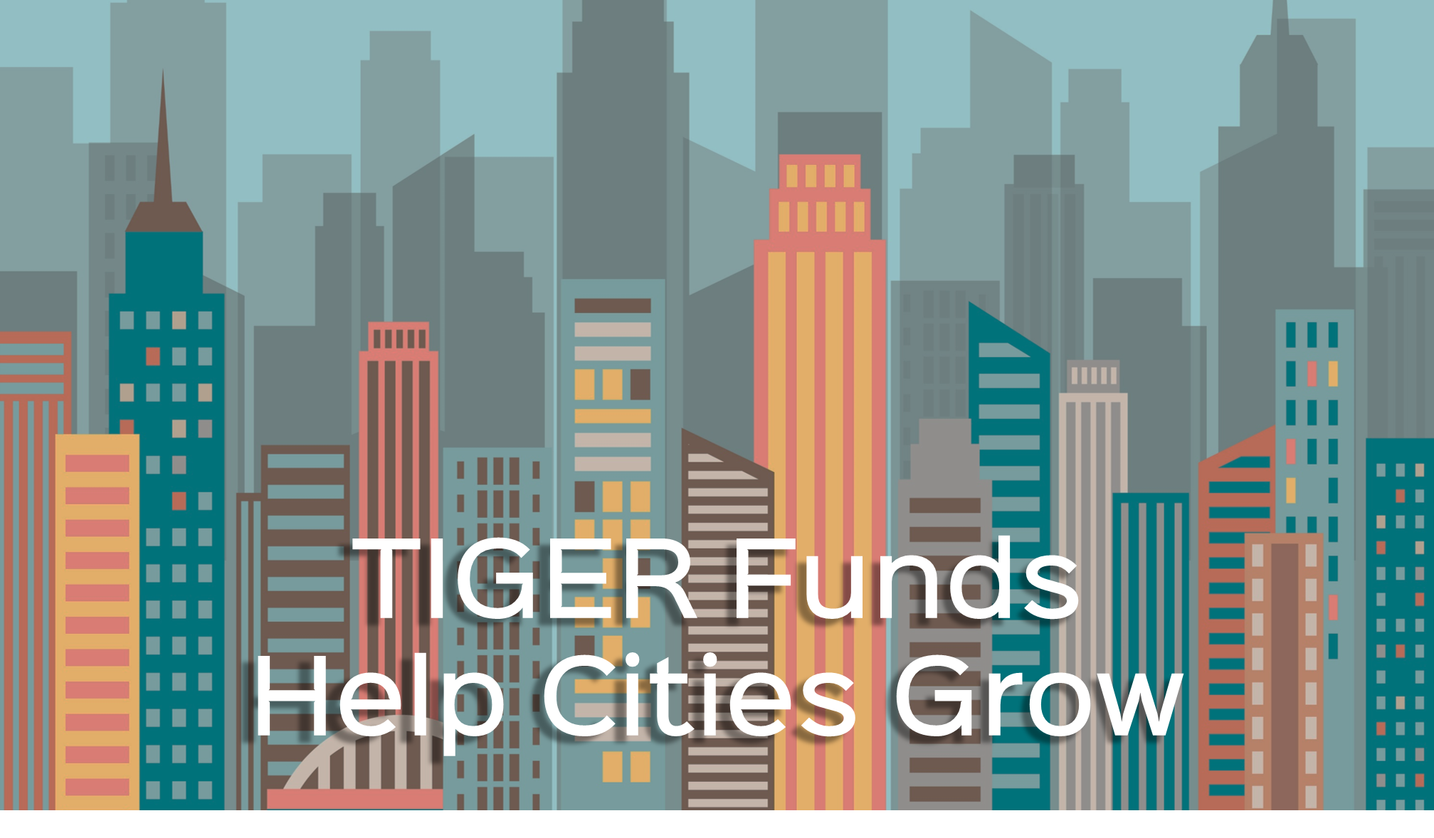 US DOT Announces $500 M in TIGER Funding