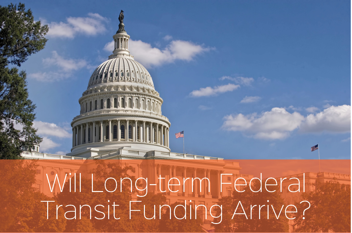 Federal Transit Funding: the Late Summer Edition