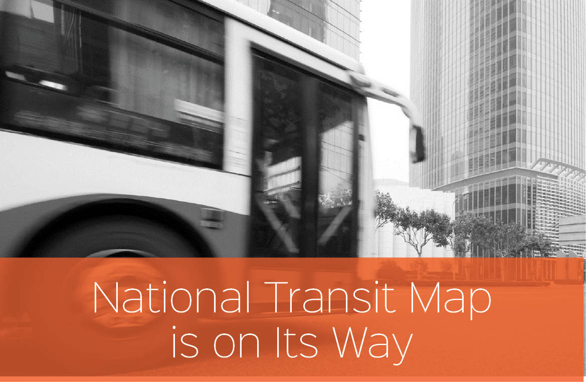 Fixed Route Software and DOT's National Transit Map