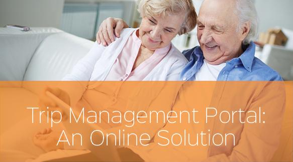 Announcing the New NEMT & Paratransit Software Tool: Trip Management Portal