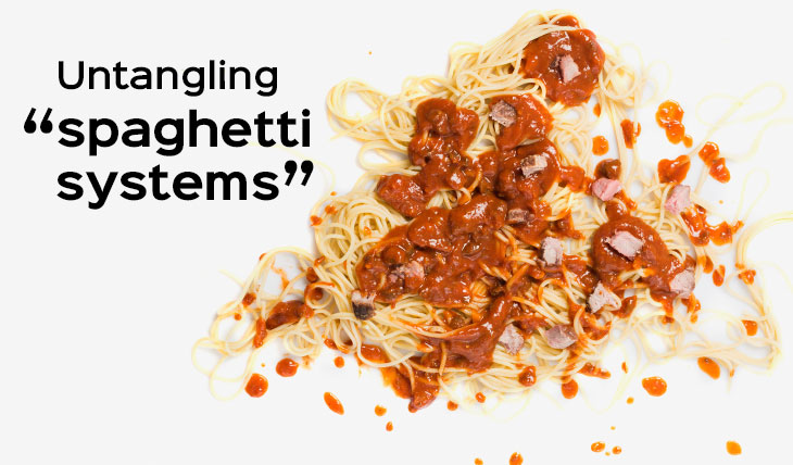"Paratransit/Demand Response agencies untangle their ""spaghetti systems"""