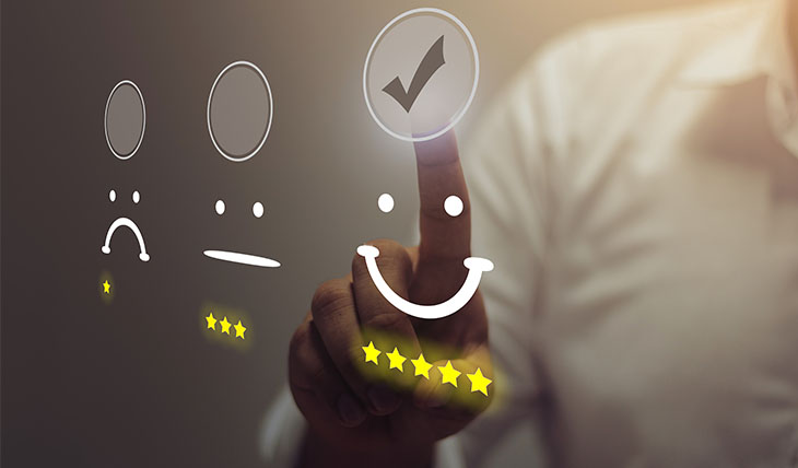 Happy Customers Are The Best Measurement For Your Success