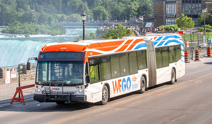 Specialized Transit Reports Solve Transit Agency Challenges - Spotlight on Niagara Falls Transit