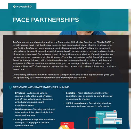 NEMT Software for PACE