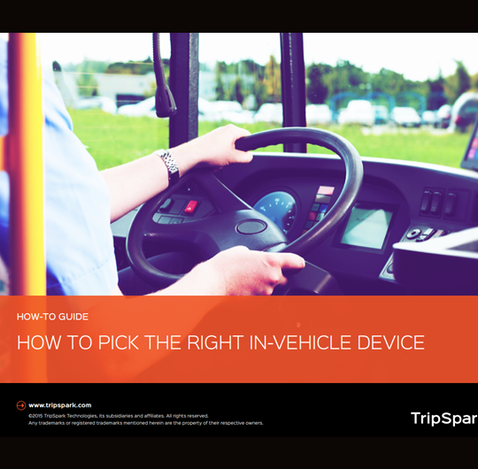 How to Pick the Right In-Vehicle Device