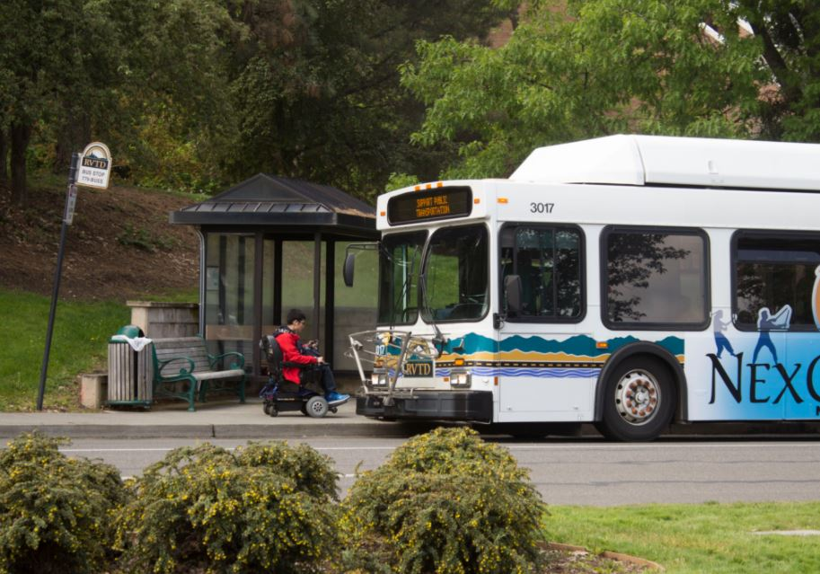 Rogue Valley Fixed Route Bus