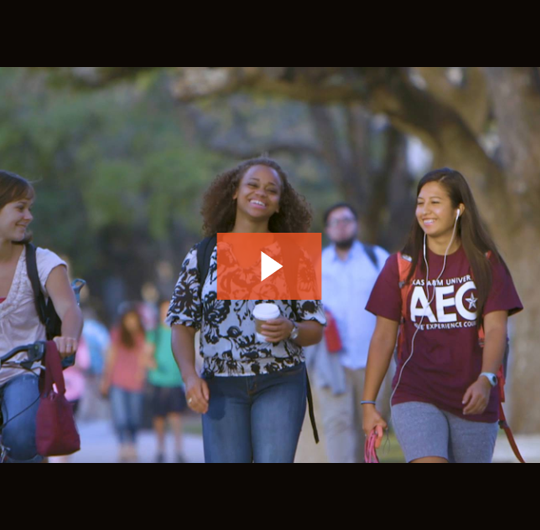 Texas A&M University Testimonial | Campus