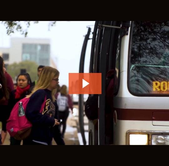 Texas A&M University Testimonial | Transit