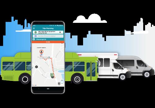 Rides on Demand App
