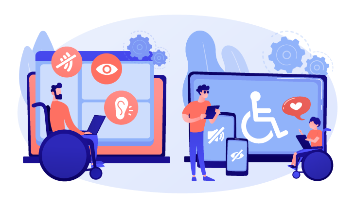 Web Content Accessibility Guidelines (WCAG) for Transit