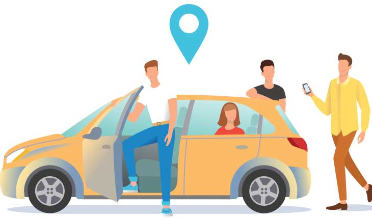 What is Ridesharing / Carpooling / Vanpooling Software? Ridesharing vs. Ridehailing