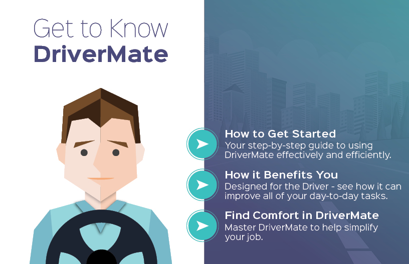 Get to Know DriverMate