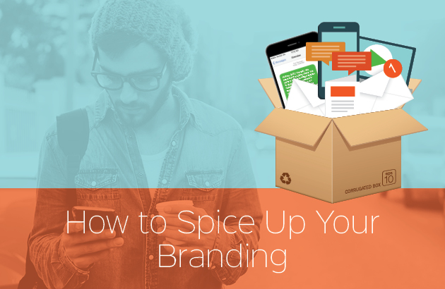 4 Simple Steps to Spice Up Your Branding