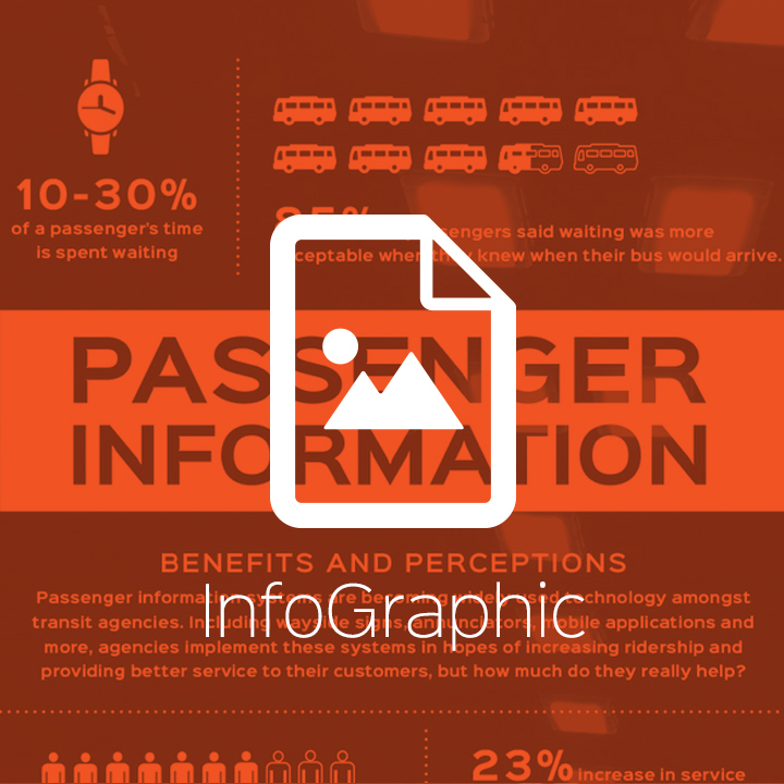 Up to 30% of a Passenger's Time is Spent Waiting. Is Passenger Information Important?