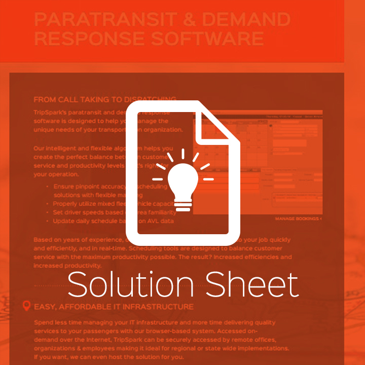 Paratransit Software